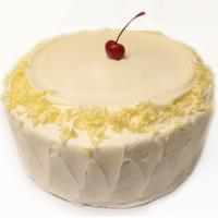 White Layer Cake