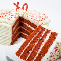 Valentine Red Velvet Cake Seasonal